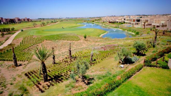 The Montgomerie Marrakesh - Marrakesch - Marokko - Golfschlägerverleih