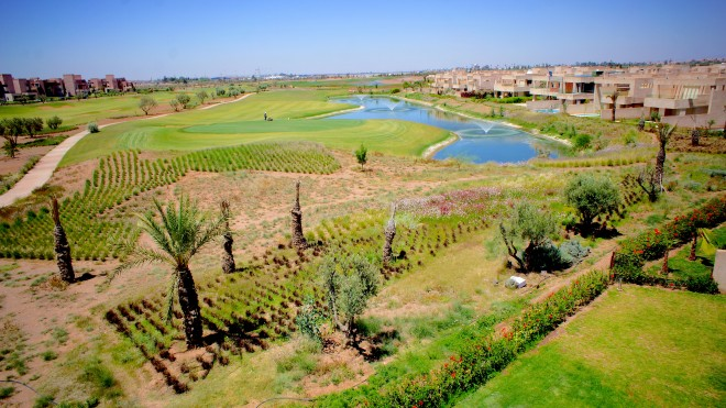 The Montgomerie Marrakesh - Marrakesh - Morocco - Clubs to hire