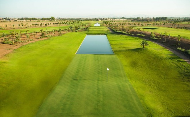 The Noria Golf Club - Marrakesh - Morocco - Clubs to hire