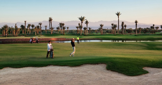 The Palm Golf - Marrakesh - Morocco - Clubs to hire
