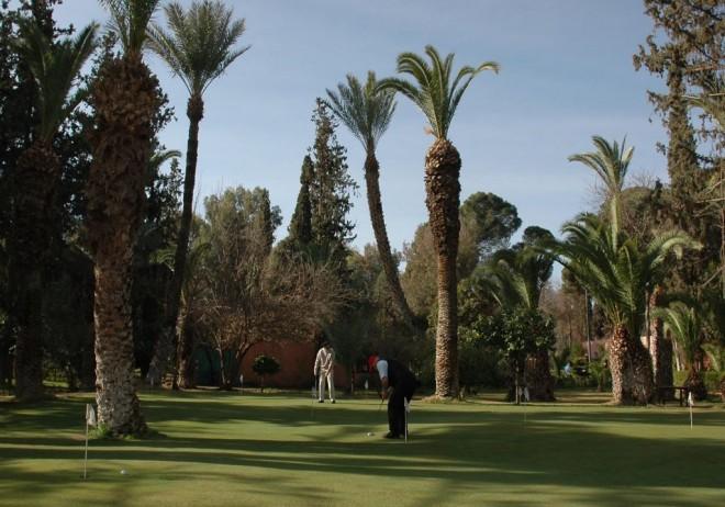 The Royal Golf Marrakesh - Marrakesch - Marokko - Golfschlägerverleih