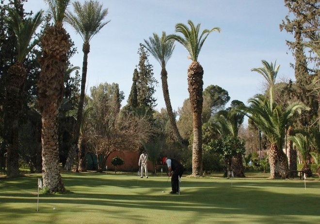 The Royal Golf of Marrakesh - Marrakesh - Morocco - Clubs to hire
