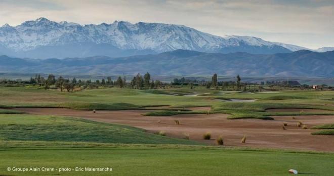 The Samanah Golf & Country Club - Marrakesch - Marokko - Golfschlägerverleih