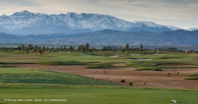 The Samanah Golf & Country Club - Marrakesh - Morocco - Clubs to hire