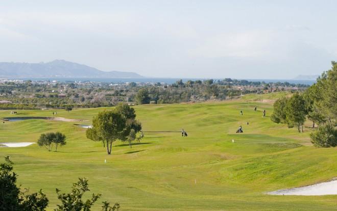 La Sella Golf Resort - Alicante - España