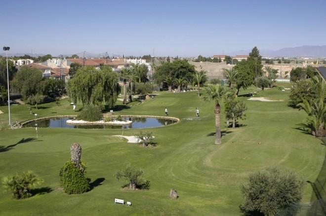 Torre Pacheco Golf - Alicante - España - Alquiler de palos de golf