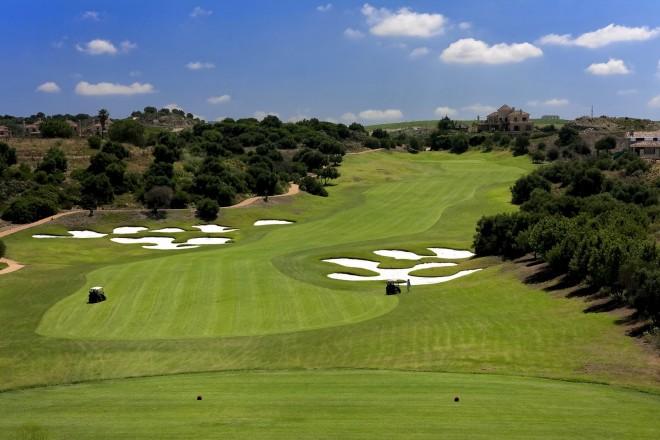 Montecastillo Golf Resort - Malaga - Spagna