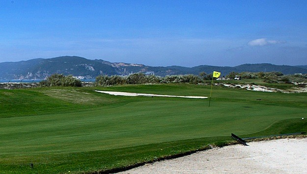 Troia Golf Club - Lisbona - Portogallo - Mazze da golf da noleggiare