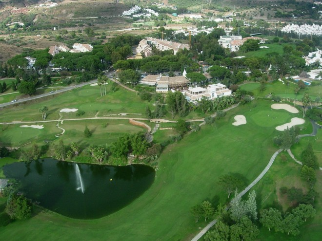 Aloha Golf Club - Málaga - Spanien