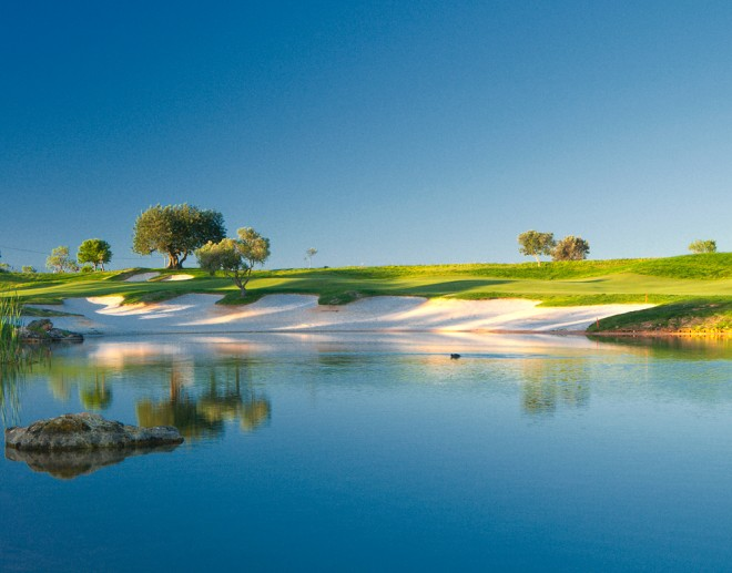 Vale da Pinta (Pestana Golf Resort) - Faro - Portugal - Location de clubs de golf