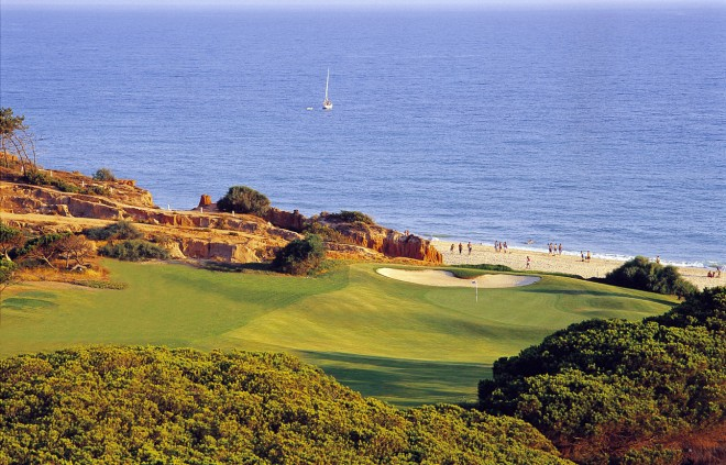 Vale do Lobo Golf Course - Faro - Portogallo - Mazze da golf da noleggiare