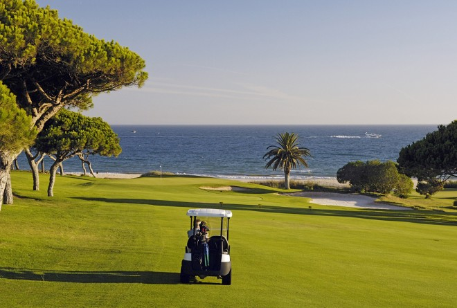 Vale do Lobo Golf Course - Faro - Portugal - Location de clubs de golf