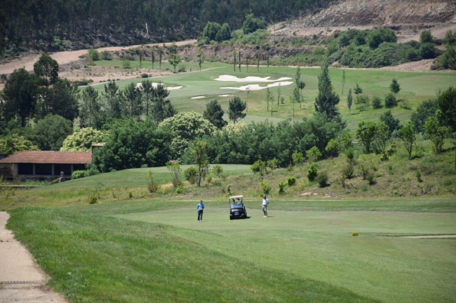 Vale Pisao Golf Course - Porto - Portugal - Clubs to hire