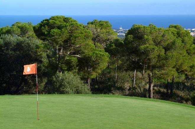 Vall d'Or Golf - Palma de Mallorca - España - Alquiler de palos de golf