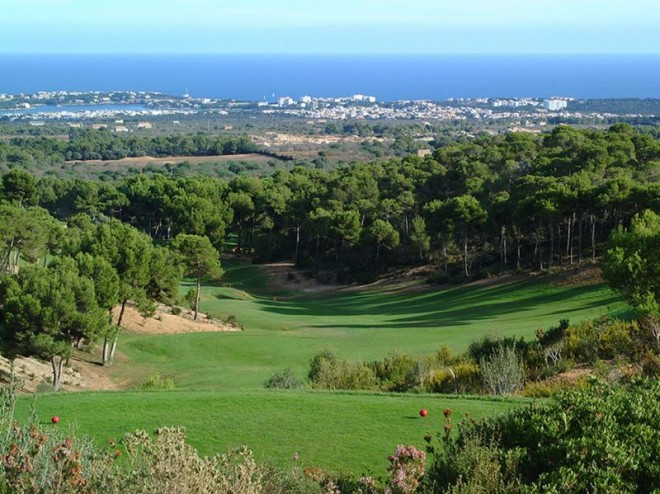 Vall d'Or Golf - Palma di Maiorca - Spagna - Mazze da golf da noleggiare