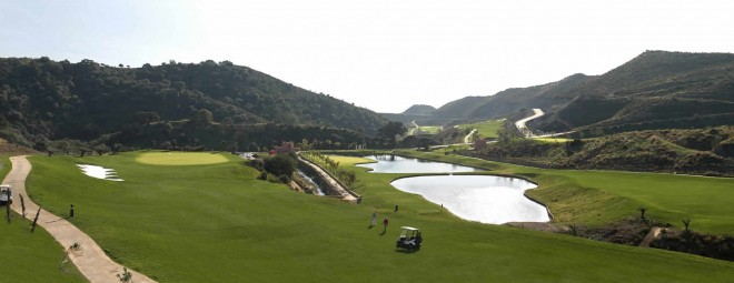Alferini Golf Club - Málaga - Spanien