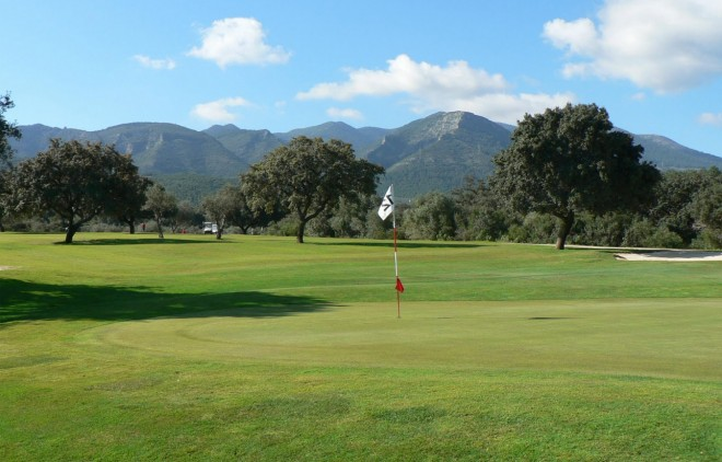 Lauro Golf Club - Málaga - Spanien