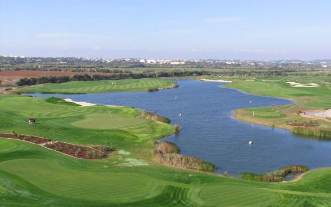 Vilamoura Golf Course (Oceanico) - Faro - Portogallo - Mazze da golf da noleggiare