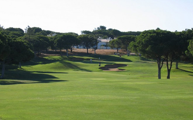 Vilamoura Golf Course (Oceanico) - Faro - Portugal - Location de clubs de golf