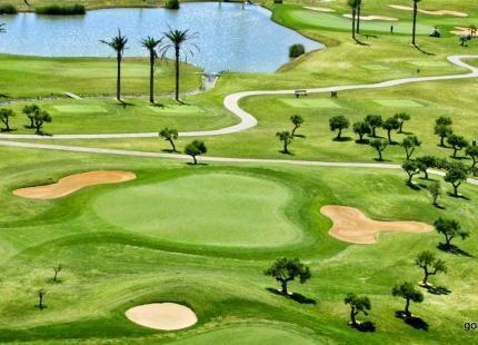 Alquiler de palos de golf - Villa Nueva Golf Resort - Málaga - España