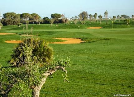 Villa Nueva Golf Resort - Málaga - España - Alquiler de palos de golf