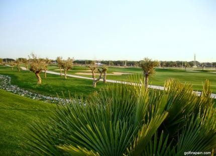 Villa Nueva Golf Resort - Malaga - Spagna - Mazze da golf da noleggiare