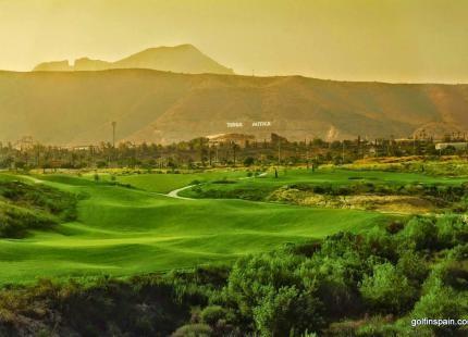 Villaitana Golf Club - Alicante - Espagne - Location de clubs de golf