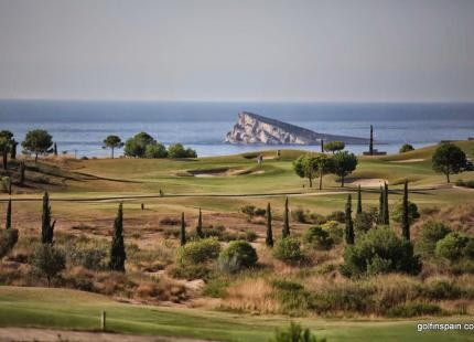 Villaitana Golf Club - Alicante - Spain - Clubs to hire