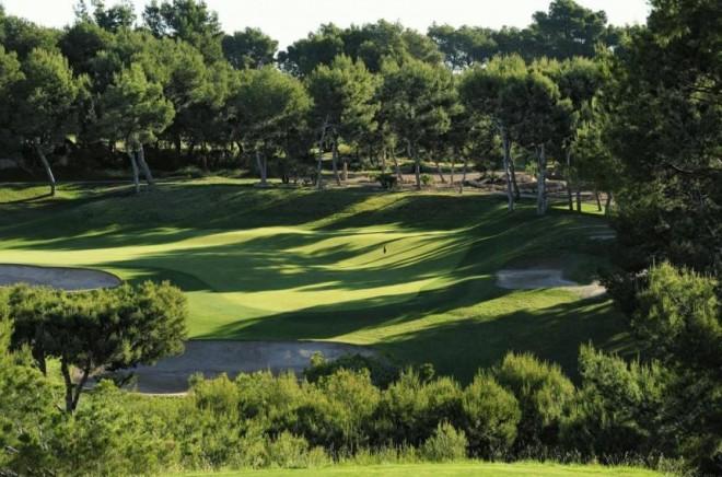 Villamartin Golf - Alicante - Espagne - Location de clubs de golf