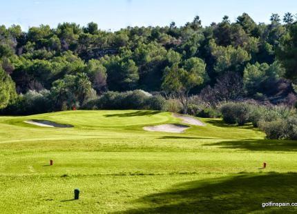 Villamartin Golf - Alicante - Spagna - Mazze da golf da noleggiare