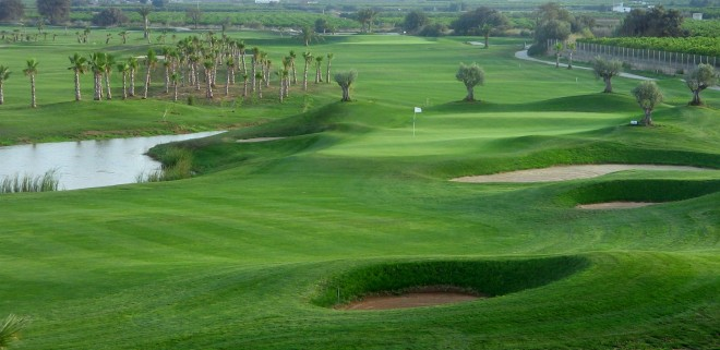 Villaitana Golf Club - Alicante - Spanien