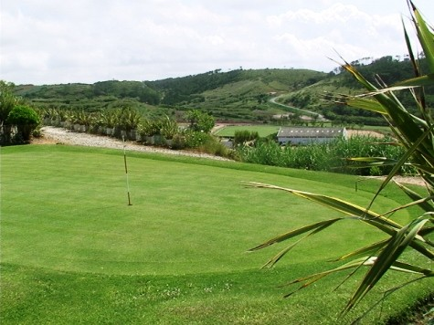 Alquiler de palos de golf - Vimeiro Golf Club - Lisboa - Portugal