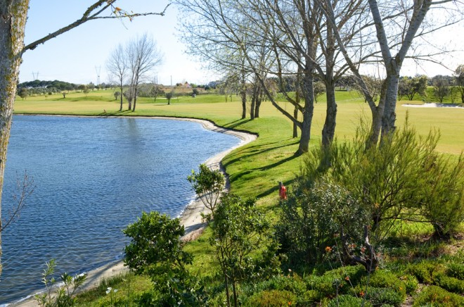 Montado Golf Course - Lisbona - Portogallo