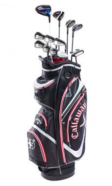 Alquiler de palos de golf Callaway Callaway FT GEV Desde 8,40 €