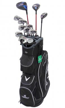 Alquiler de palos de golf Callaway XR 2016 Desde 9,20 €
