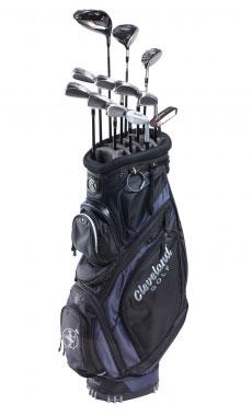 Alquiler de palos de golf Cleveland LAUNCHER HB TURBO LH Desde 8,60 €