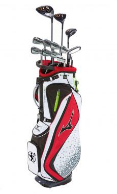Alquiler de palos de golf Mizuno MP 54 Spe Desde 9,80 €