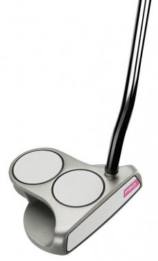 Odyssey Putter White Hot Pro 2 Ball Lady
