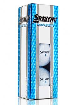 Srixon Caja de 3 bolas AD333