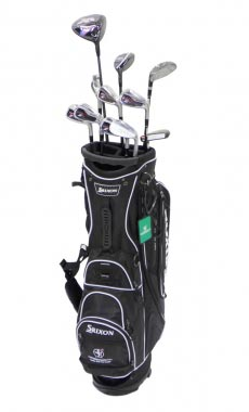 Alquile palos de golf Srixon Z355 / CALLAWAY XR