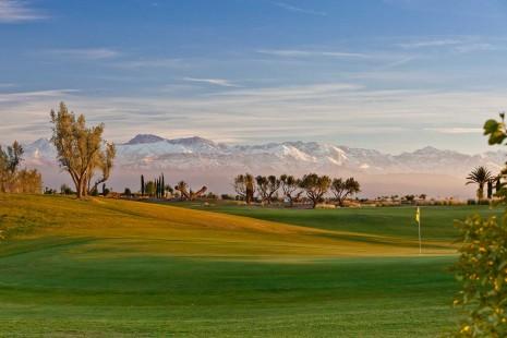 Alquile su bolsa de golf en Marrakech