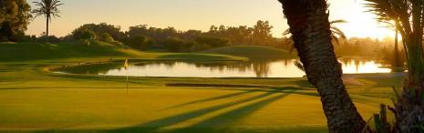 Alquiler de material de golf en AGADIR