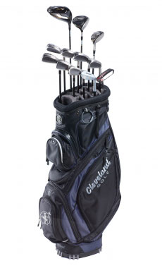 Mazze da golf da noleggiare Cleveland 588 Altitude Da 6,90 €