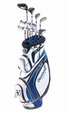 Mazze da golf da noleggiare Cleveland LAUNCHER UHX / HB TURBO LH Da 8,60 €