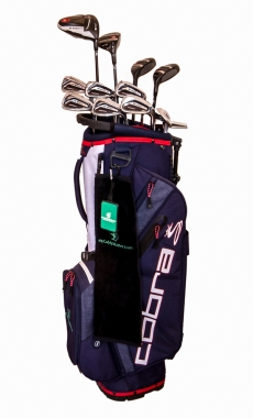 Mazze da golf da noleggiare Cobra KING F9 Graphite Da 10,10 €