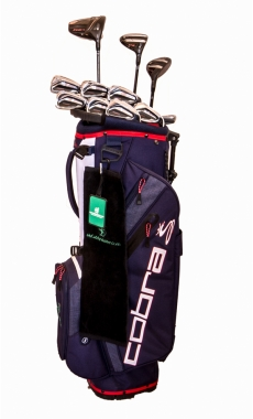Noleggia mazze da golf Cobra KING F9 Graphite Lady