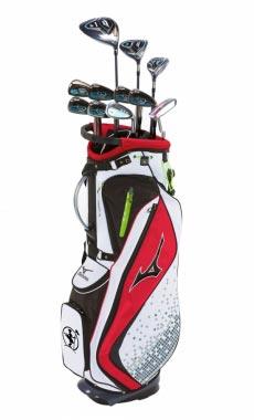 Mazze da golf da noleggiare Mizuno JPX EZ / CALLAWAY XR Da 12,60 €