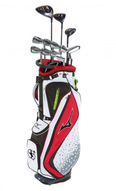 Mazze da golf da noleggiare Mizuno MP 54 Spe Da 9,80 €