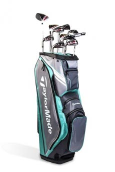 Mazze da golf da noleggiare TaylorMade Aero Burner Da 9,30 €