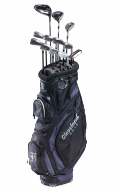 Clubs to hire Cleveland LAUNCHER CBX/HB Lady LH From 10.10 €
